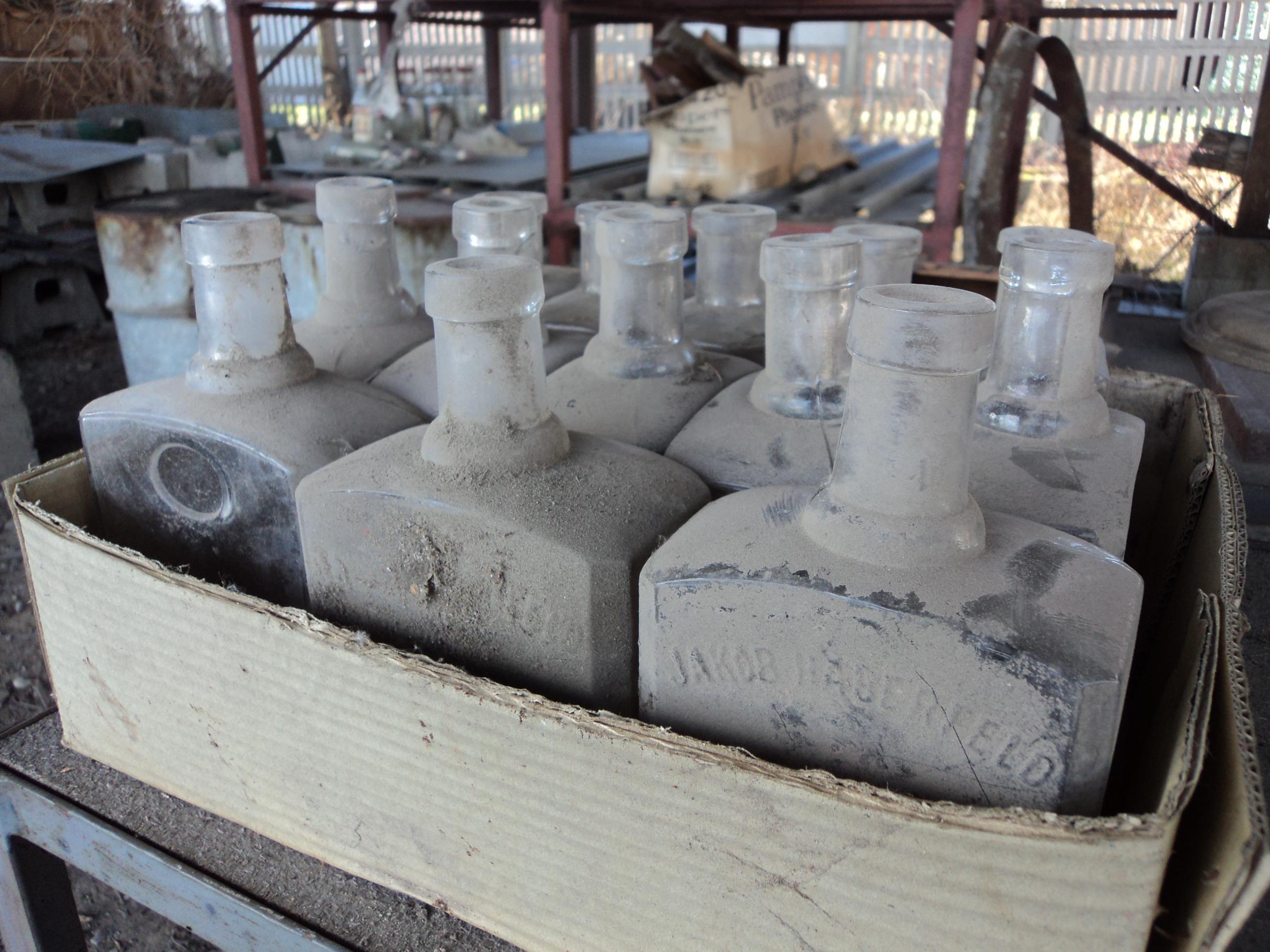 butelki Haberfeldów