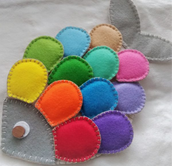 rybka sensoryczna